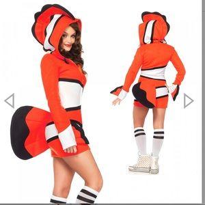 Fleece Nemo Costume